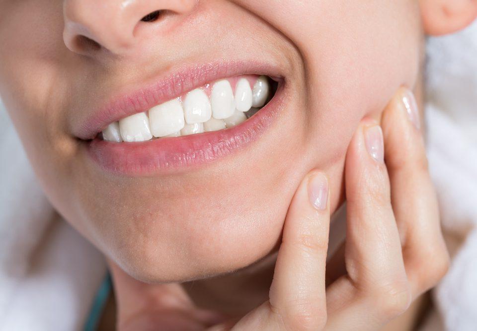 دندان درد بعد از روکش کردن دندان
