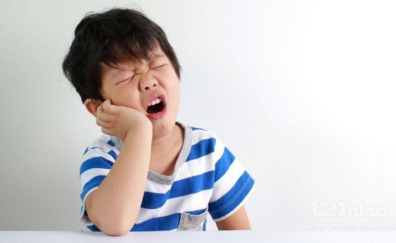 مشکلات دندان در کودکان