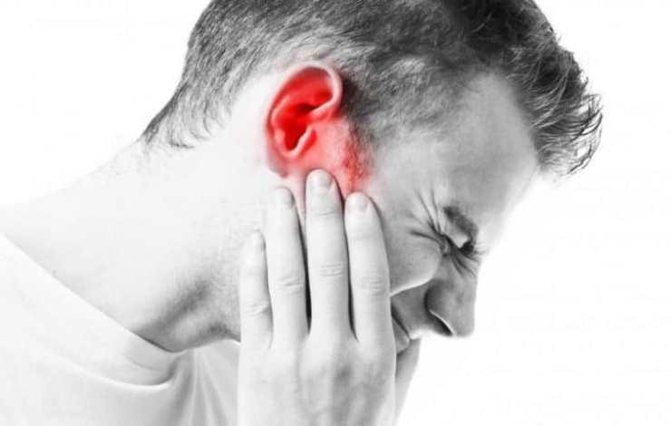 رابطه گوش درد و دندان درد