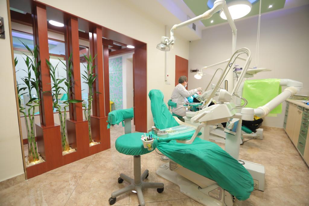 کلینیک دندانپزشکی در تهران